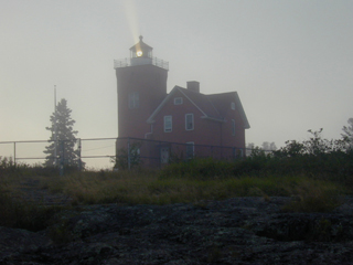 Two Harbors Lighthouse - I LOVE this one!